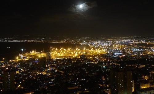 Haifa by night | by tijsopreis