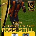 Young Player of the Year: Ross Still