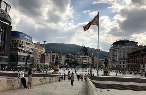 SKOPJE MACEDONIA 43 | by Travel Dave UK