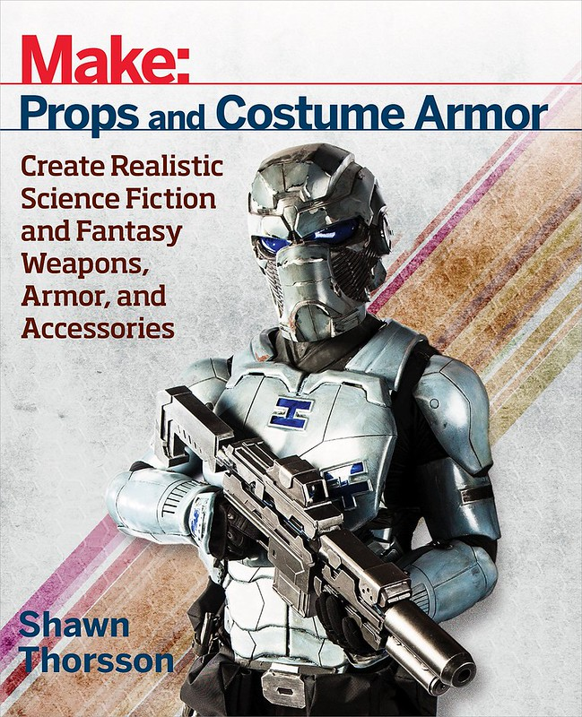 Make Props and Costume Armor cover