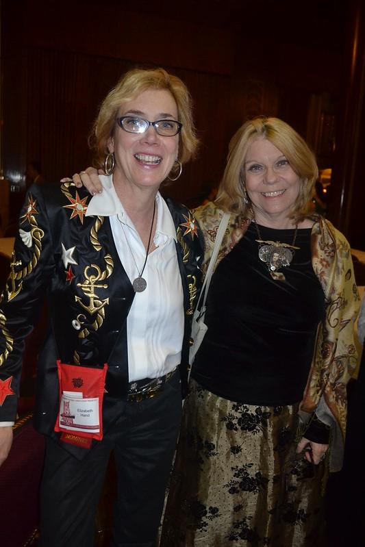 Elizabeth Hand and Nancy Holder