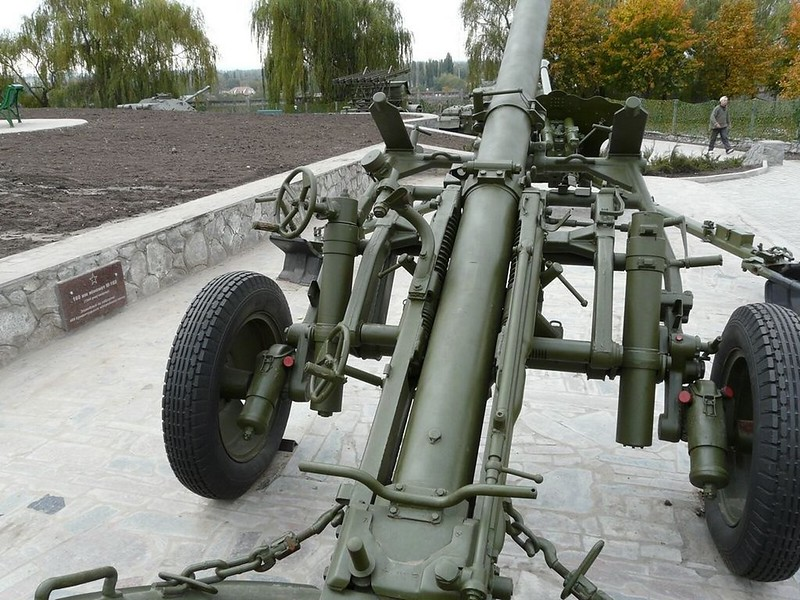 160mm mortar M-160 8