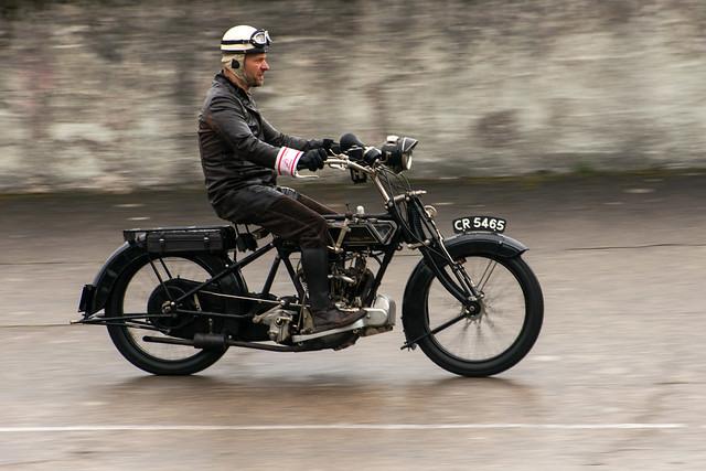Martinsyde Newman 680cc Sport 1919