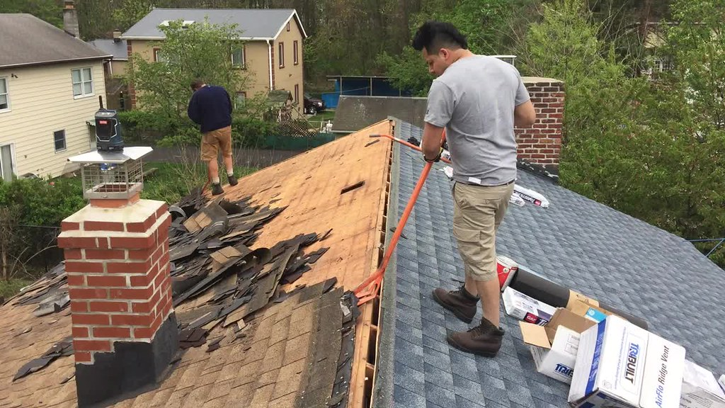 Wayne Nj Flat Leaky Roof Repair Company Near Me 973 487 37