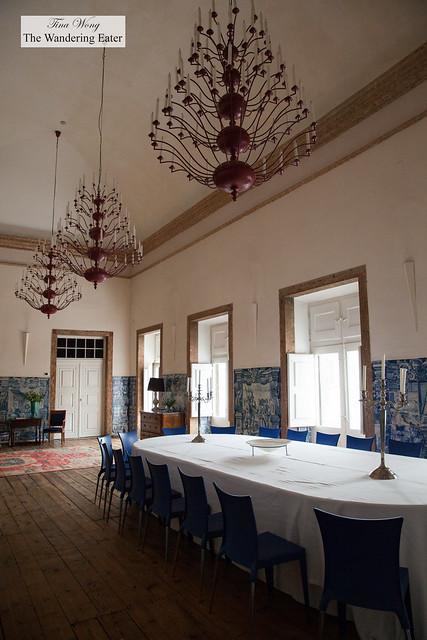 Maria Ursula Ballroom at Palacio Belmonte