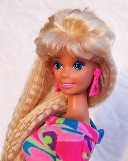 Totally Hair Barbie 1992 | by Dollytopia