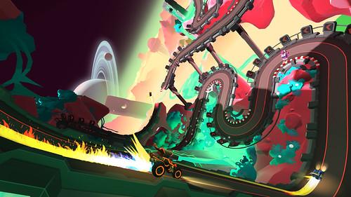 Tiny Trax | by PlayStation.Blog