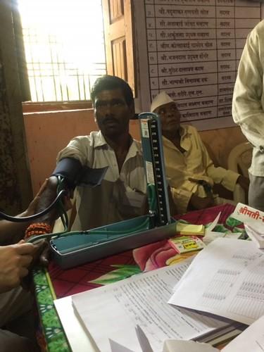 Rural India Improving blood pressure control