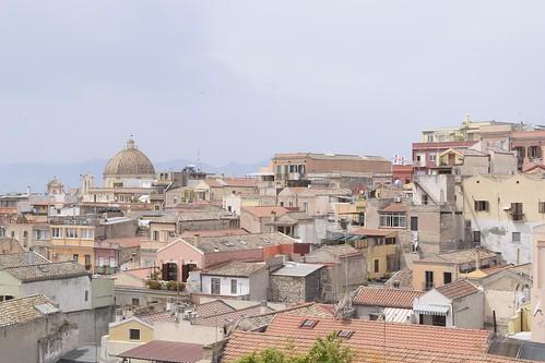 I tetti di Cagliari - Roofs of Cagliari