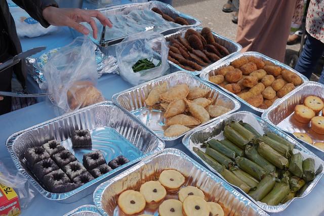 日, 2017-04-23 12:50 - Indonesian Food Bazaar