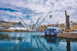 Il Bigo - Porto Antico di Genova