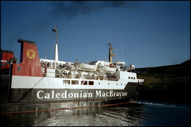 MV Hebridean Isles