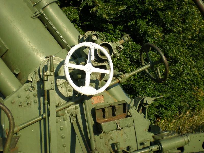 203 мм гаубица М1931 5