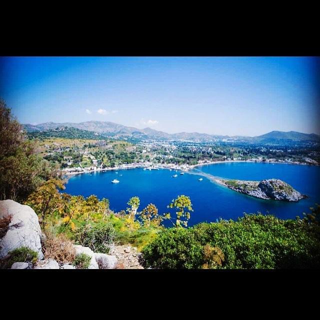 #gümüşlük #bodrum #muğla #turkey #türkiye #landscape #canon #canonturk #tweegram #webstagram #statigram #igers #instagood #instadaily #summer #sea #beach