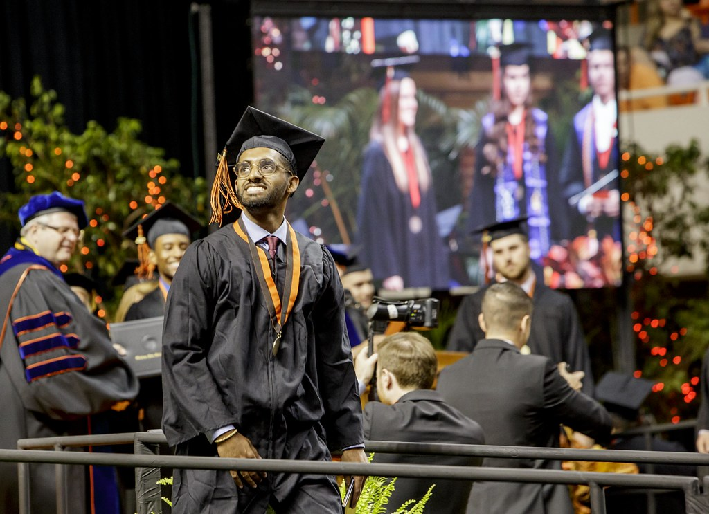 2017 Spring Oklahoma State University Commencement | Flickr