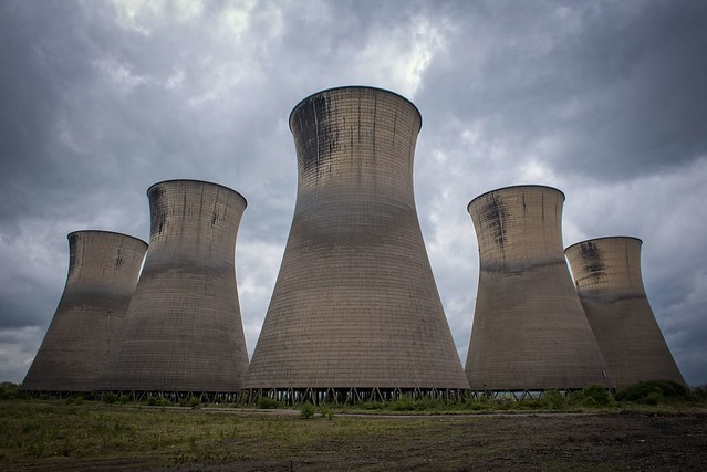 Cooling Towers...