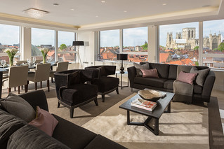 Minster View Penthouse