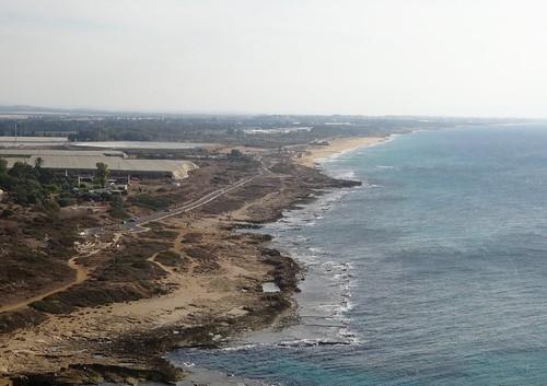 Kustlijn Noorden Israël | by tijsopreis