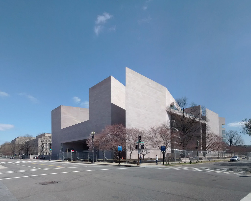 National Gallery of Art, East Building