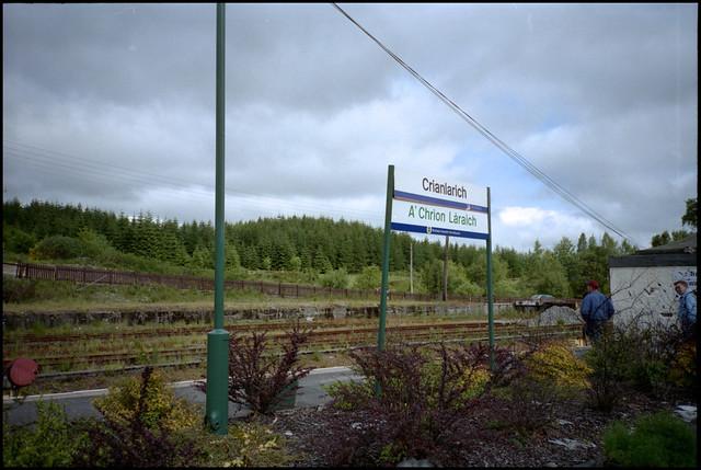 Crainlarich Station