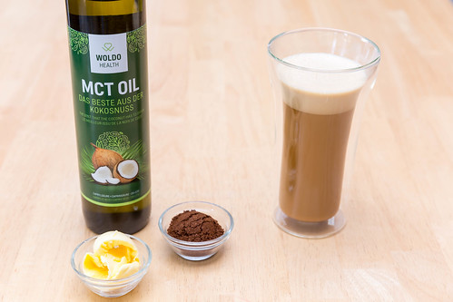 Bulletproof Coffee with MCT Oil and Butter | by wuestenigel