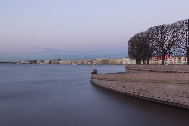 Silence of the Neva -  Безмолвие Невы