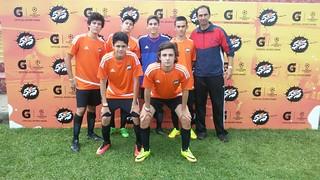 Copa Gatorade de Futsal - Sub 16 (abr/2017)