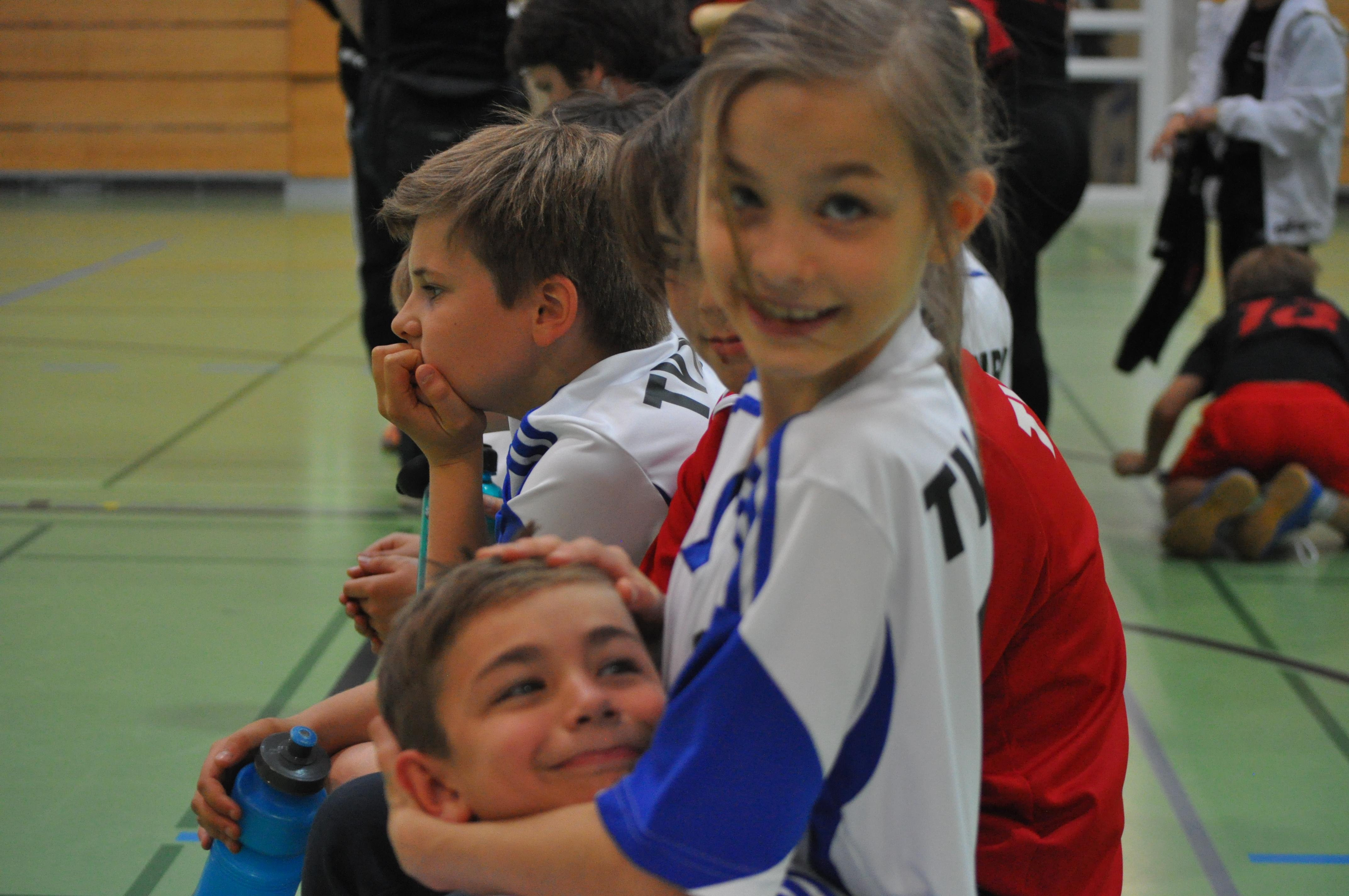 U11 Turnier in Wohlen