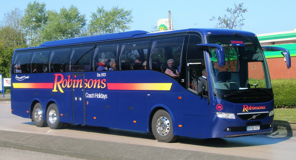 robinsons coaches late deals