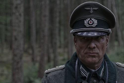 German Officer Hauptmann