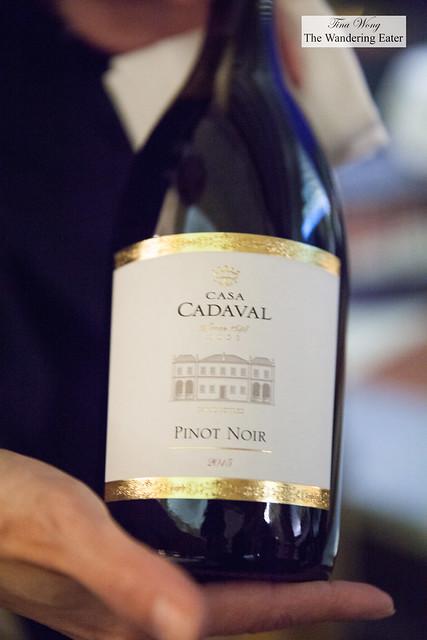 2015 Casa Cadaval Pinot Noir