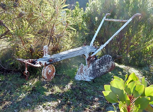 Painted Old Plough | by mikecogh