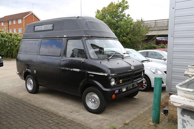 Bedford CF Camper