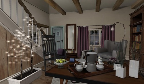 Park Place_Entry | by Hidden Gems in Second Life (Interior Designer)