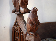 beaver (Eyke woodworkers, 20th Century)