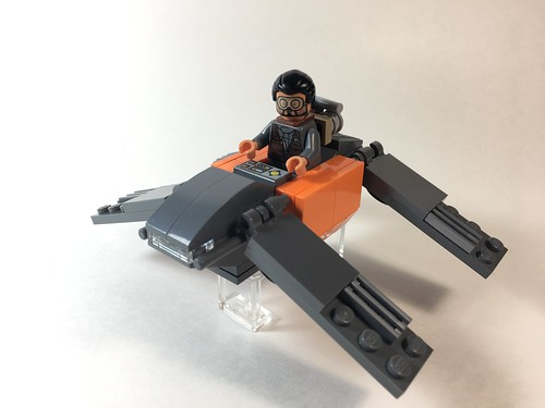 Rogue One Imperial Cargo Shuttle Microfighter | by mediumsnowman