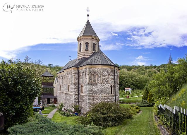 Nevena Uzurov - Mala Remeta Monastery