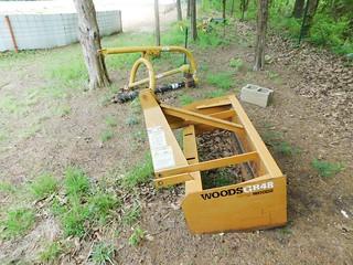 Woods GR box scraper   by thornhill3