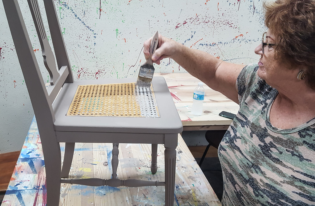 Bring Your Own Piece - Furniture Painting Workshop