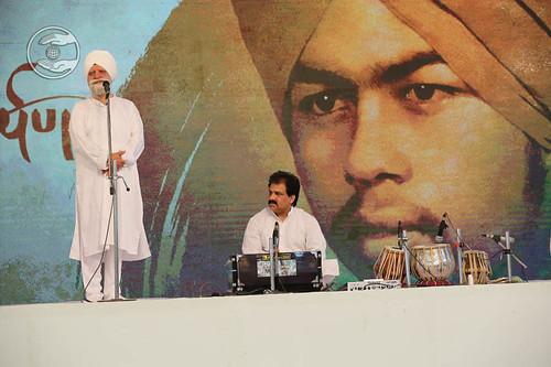 SNM Zonal Incharge Uttarakhand, Harbhajan Singh from Mussoorie