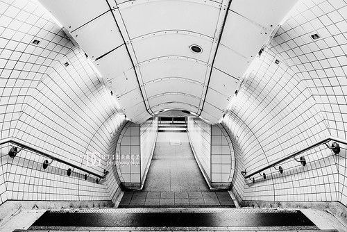 Waterloo Tube Station, London, UK | by davidgutierrez.co.uk