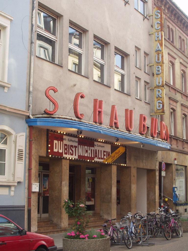 Schauberg Karlsruhe
