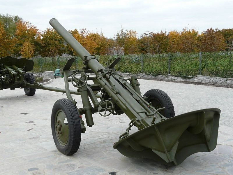 160mm mortar M-160 6