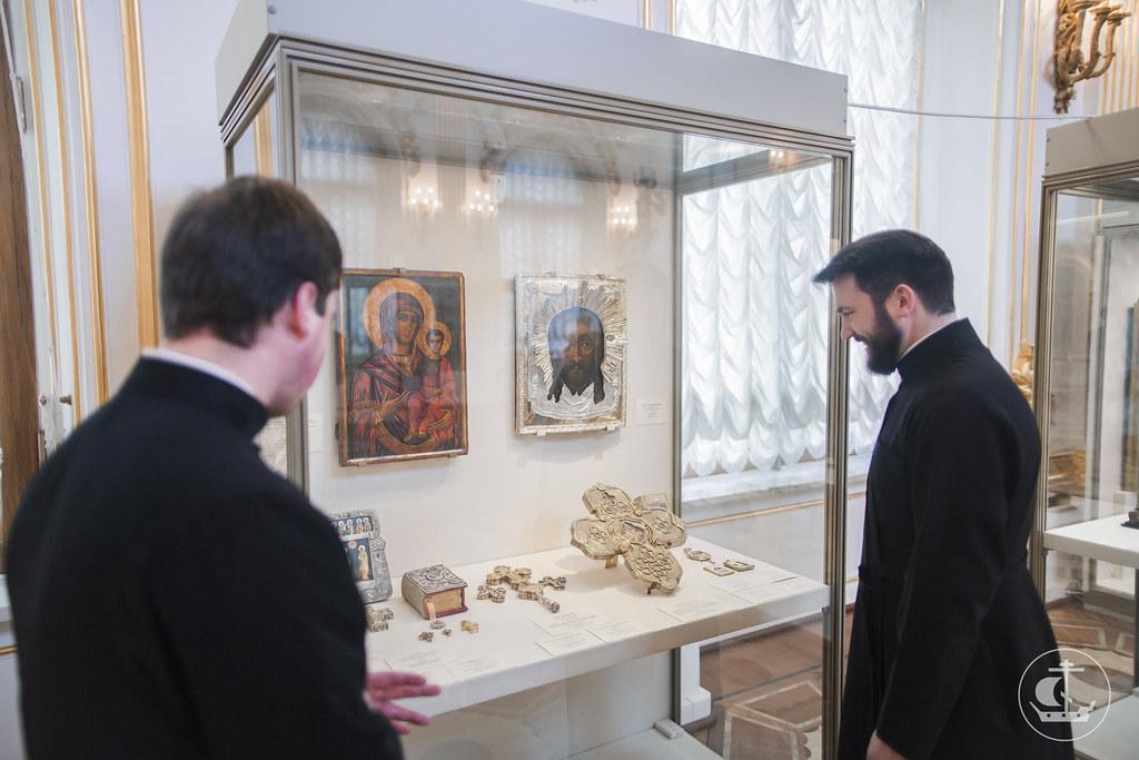 11 Мая 2017, Литургия в Государственном Эрмитаже / 11 May 2017, Liturgy in the State Hermitage