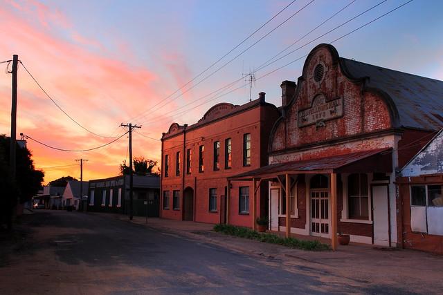 George Street Sunset
