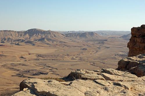 Ramon Crater, Negev desert | by EduardMarmet