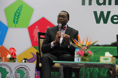 Transforming African Agriculture into a Lucrative Business, AM 2017