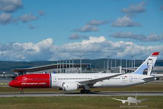 Norwegian - G-CIXO - B787-9 Dreamliner   by Aviation & Maritime