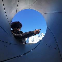 #Bond. Aisha Bond. #switzerland #Schilthorn #007 #onhermajestyssecretservice
