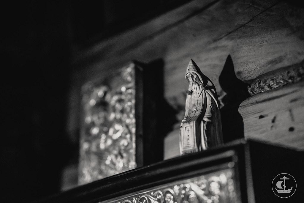 6 мая 2017, Литургия в храме Казанской иконы Божией Матери в п. Вырица / 6 May 2017, Divine Liturgy in the church of Our Lady of Kazan in Vyritsa